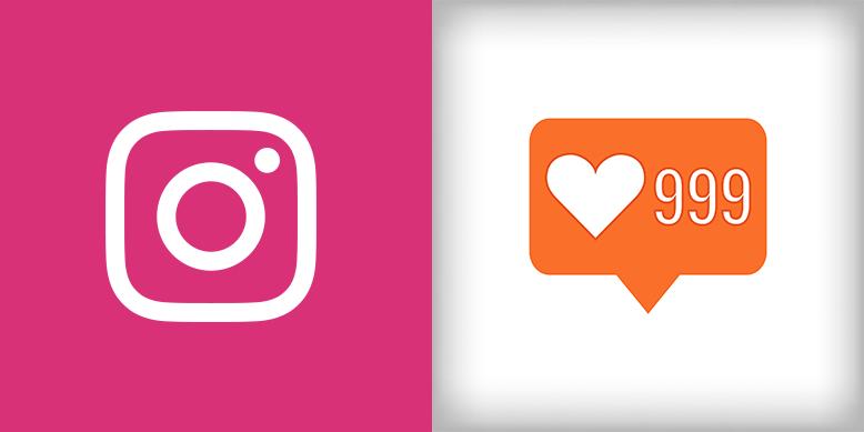 Instagram likes main